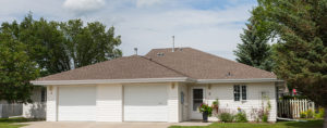 northtown village Wetaskiwin Alberta independent living exterior home