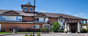 west highland estates Lethbridge Alberta Independent Living exterior
