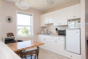 mountainview village Kelowna British Columbia Independent Living suite kitchenette