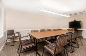 west highland estates Lethbridge Alberta meeting room of Independent Building